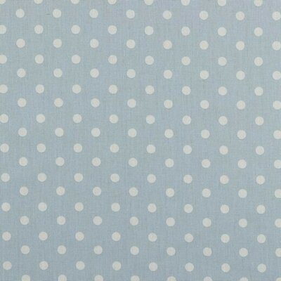 Bumbac imprimat - Dots Blue