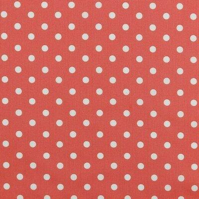 Bumbac imprimat - Dots Coral