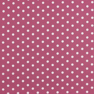 Bumbac imprimat - Dots Mauve
