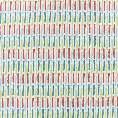 Bumbac Imprimat - Drawing Lines