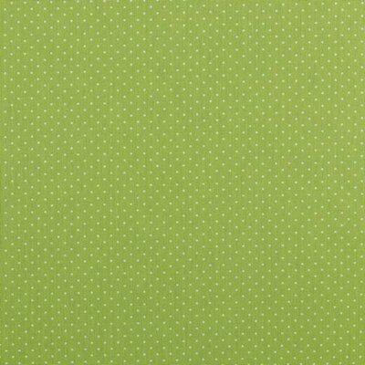Bumbac imprimat - Petit Dot Lime