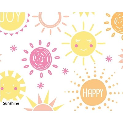 Bumbac Imprimat - Sunshine
