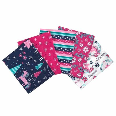 Fat Quarter Set - Magical Christmas