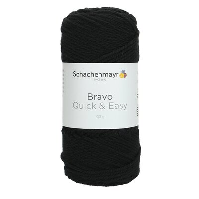 Fir acril Bravo Quick & Easy - Black 08226