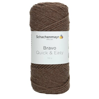 Fir acril Bravo Quick & Easy - Light Brown 08197