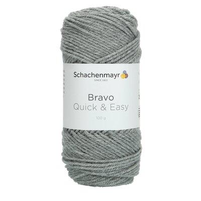 Fir acril Bravo Quick & Easy - Medium Grey 08295