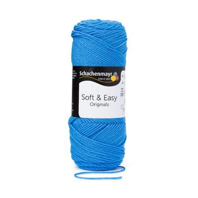 Fir acril Soft & Easy - Capri - 100g