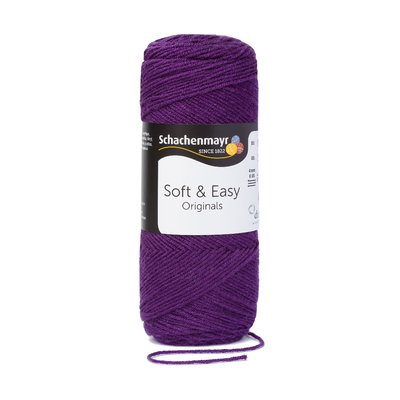 Fir acril Soft & Easy - Clematis 00049