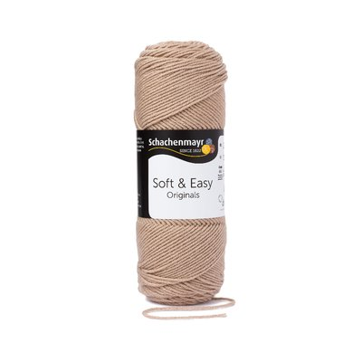 Fir acril Soft & Easy - Linen - 100g
