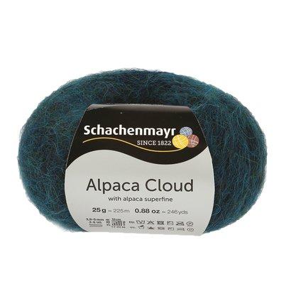 Fir de tricotat Alpaca Cloud - Peacock
