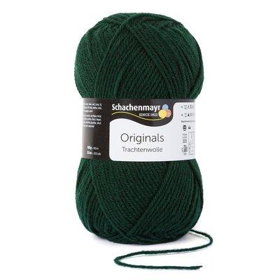 Fir de tricotat Trachtenwolle - Pine