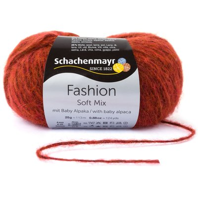 Fir Fashion Soft Mix - Red