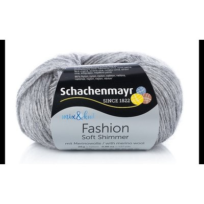 Fir Fashion Soft Shimmer - Silver 00056