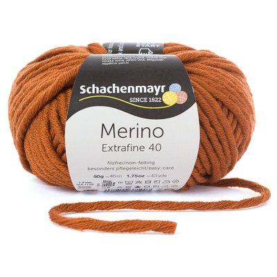 Fir lana - Merino Extrafine 40 Terra
