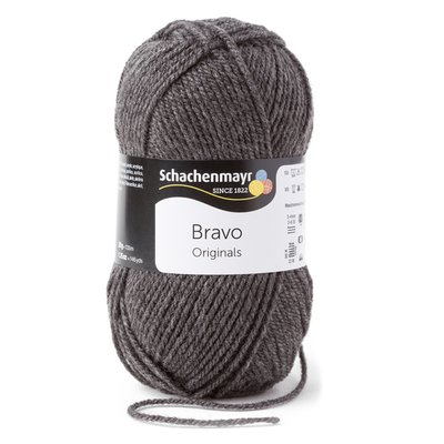 Fire acril Bravo- Grey Heather
