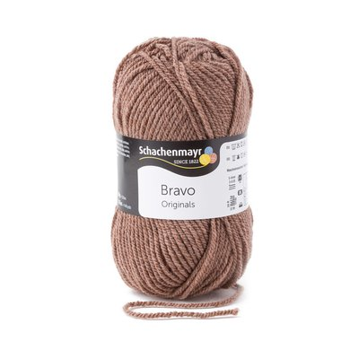 Fire acril Bravo-Light brown