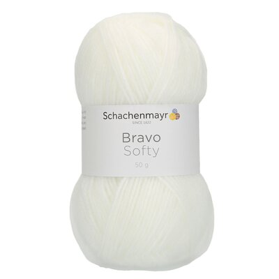 Fire acril Bravo Softy - White 08224
