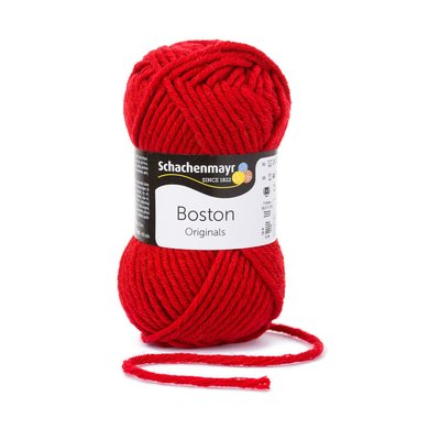 Fire lana si acril Boston-Claret 00031