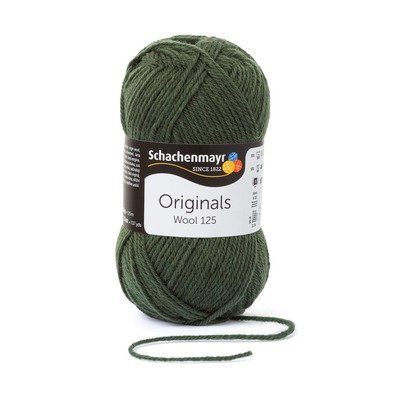 Fire Lana - Wool125 - Olive 00171