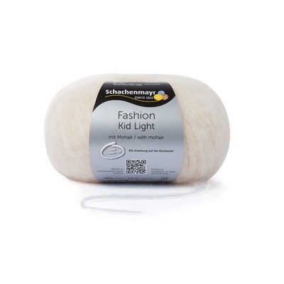 Fire Mohair - Kid Light - Cream