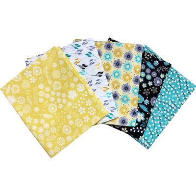Floral Whimsy - Set Fat Quarters