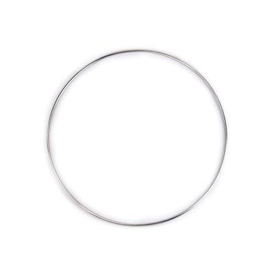 Inel metalic pentru decoratiuni - diametru 25 cm