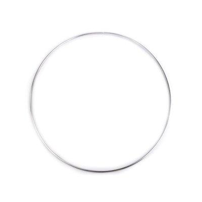 Inel metalic pentru decoratiuni - diametru 30 cm