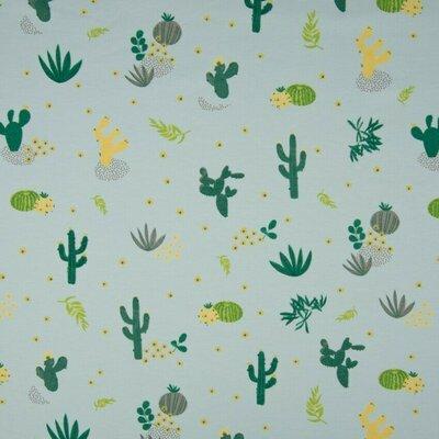 Jerse Bumbac imprimat - Desert Flora