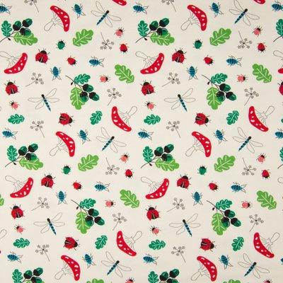 Jerse Bumbac imprimat - Ladybug Forest