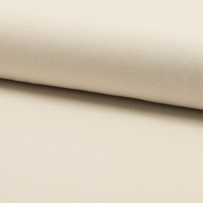 Jerse bumbac uni - Ivory