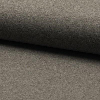 Jerse bumbac uni - Mid Grey Melange
