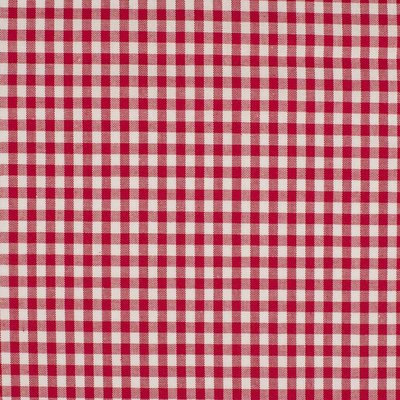 Material bumbac - Small Gingham Red