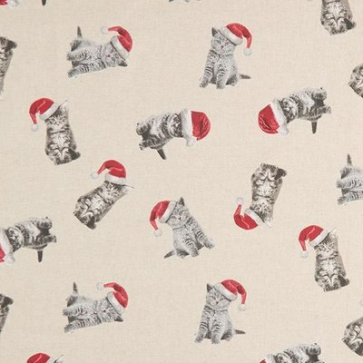Material Canvas - Christmas Cats