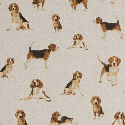 Material Canvas - Cute Beagles