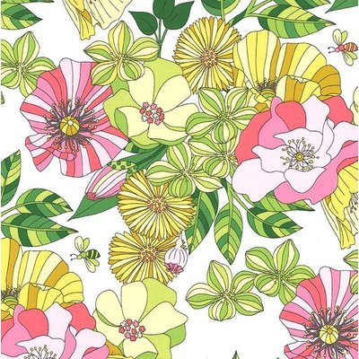 Material designer Michael Miller - Grandiflora Bloom