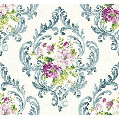 Material Home Decor Premium - Aristocrat Turquoise