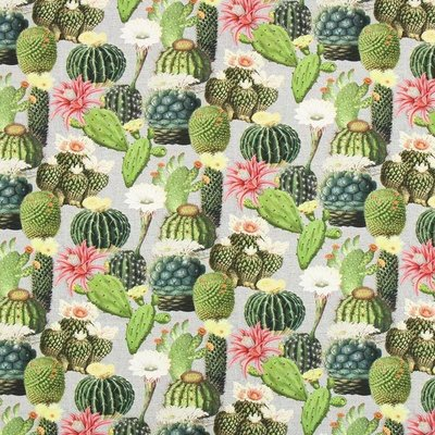 Material Home Decor Premium - Cactus Mix