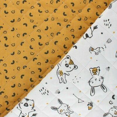 Material matlasat din bumbac - Bigao