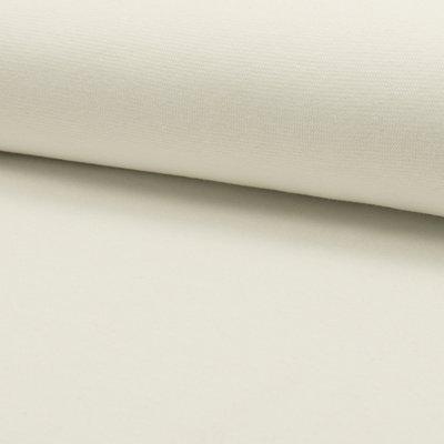 Material tubular Rib pentru mansete - Ivory