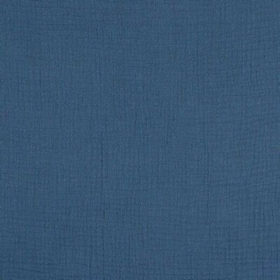 Muselina Organica GOTS - Jeans