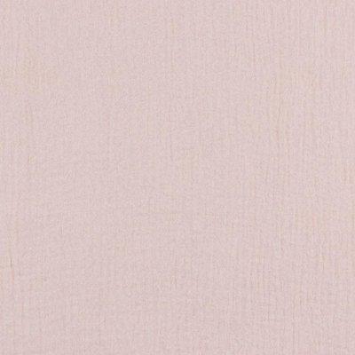 Muselina Uni - Light Rose