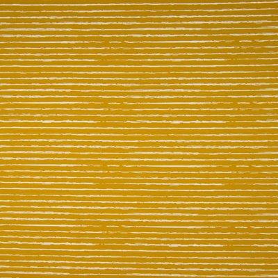 Poplin imprimat - Stripe Ocru