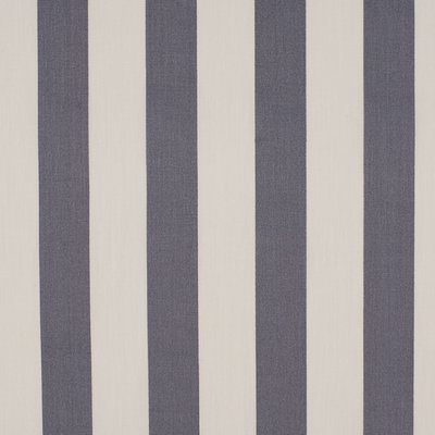 Poplin Stripes White-Antracit