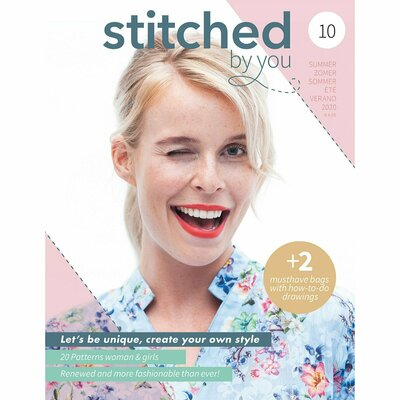 Revista tipare - Stitched By you nr 10