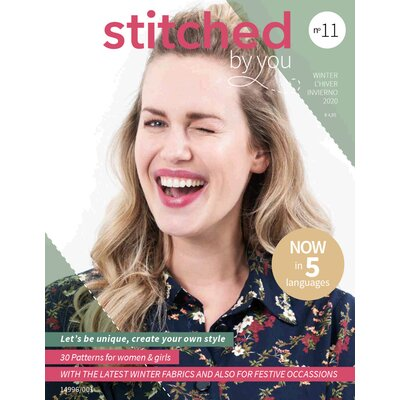 Revista tipare - Stitched By you nr 11