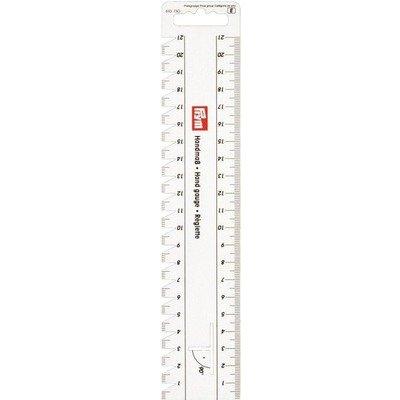 Rigla flexibila de croitorie 21 cm - 610730