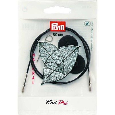 Cablu pentru andrele KnitPro - 80 cm