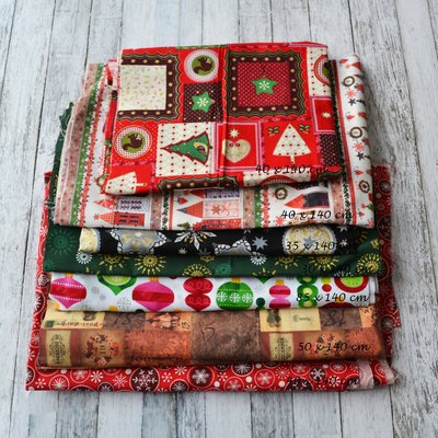 Scraps Set - Christmas - 3.2 metri