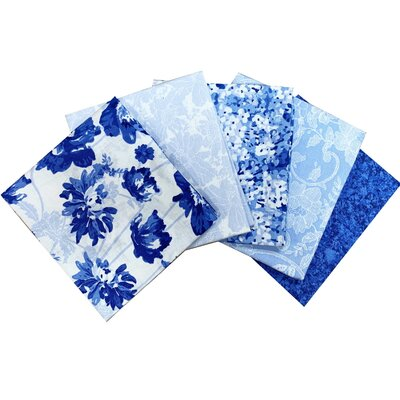 Set Fat Quarter - Chintz Floral