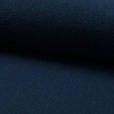 Tesatura din lana fiarta - Dark Petrol